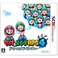 [3DS][マリオ & ルイージ RPG 4 ドリームアドベンチャー ] ROM (JPN) Download