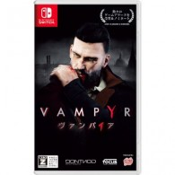 [Switch]Vampyr [ヴァンパイア] XCI (JPN) Download