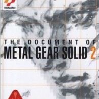 [PS2][THE DOCUMENT OF METAL GEAR SOLID 2] (JPN) ISO Download